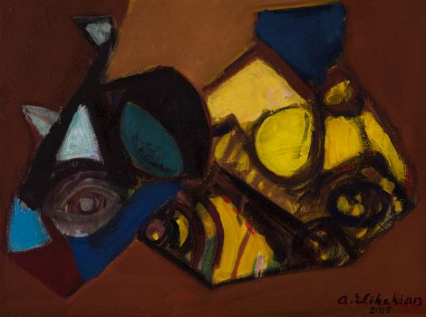 Areg Elibekian, Composition
