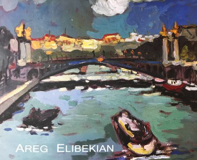 Areg Elibekian Publications